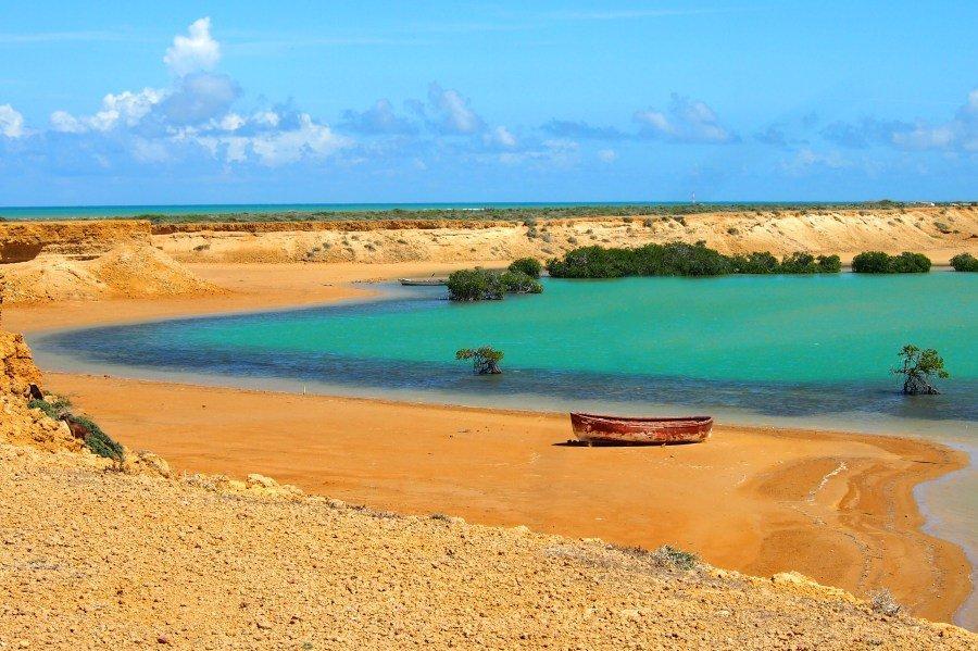Punta Gallinas.